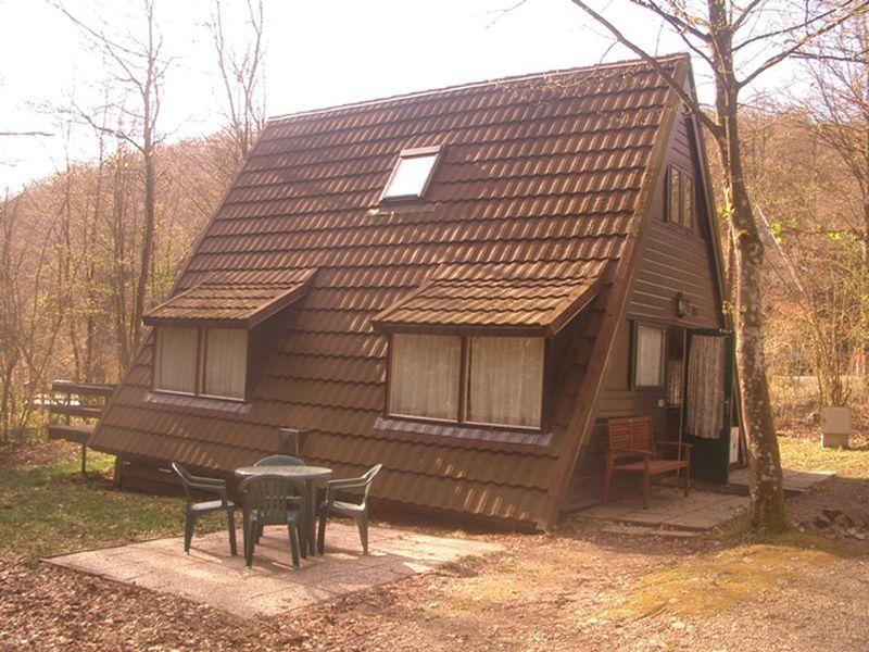 Vakantiehuis Chalet Durbuy