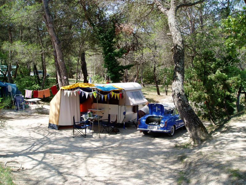 Camping l'Ayguette