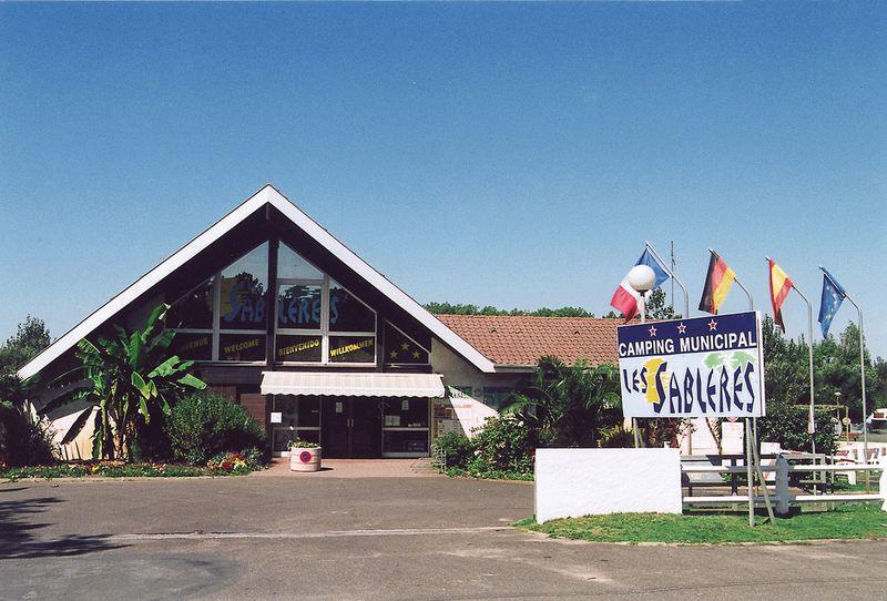 Camping Municipal Les Sableres