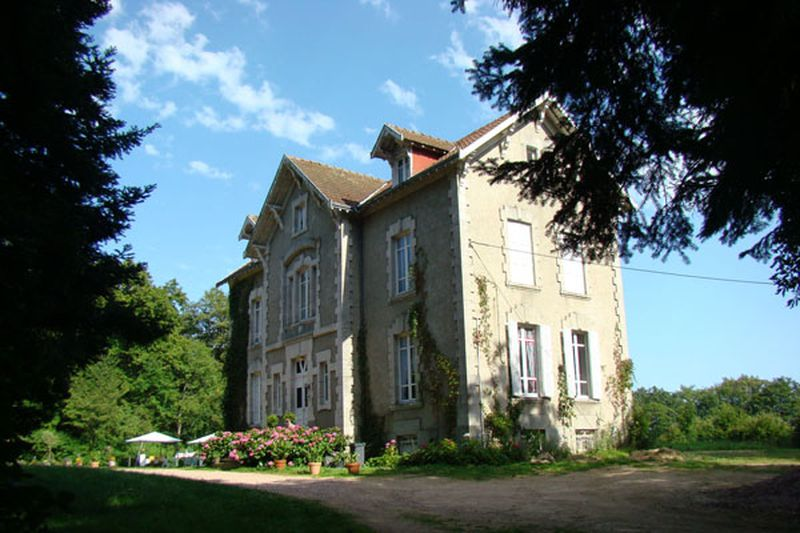Kasteel Chateau La Perche