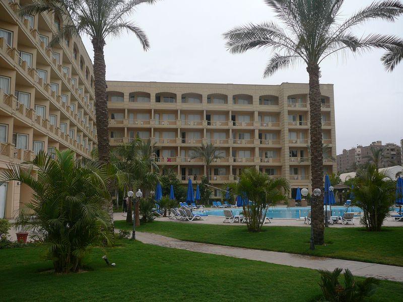 Hotel Grand Pyramids