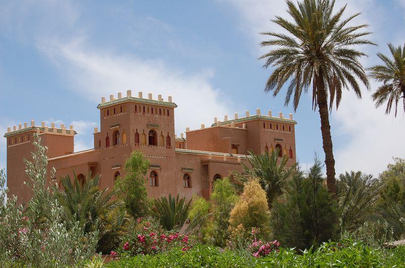 Hotel Le Jardin de Ouarzazate