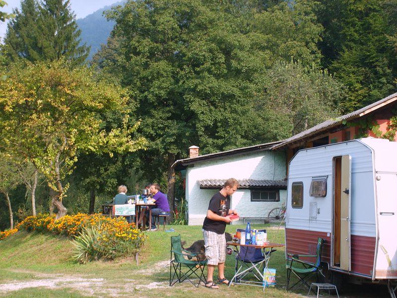Camping Kamp Vili Volarje