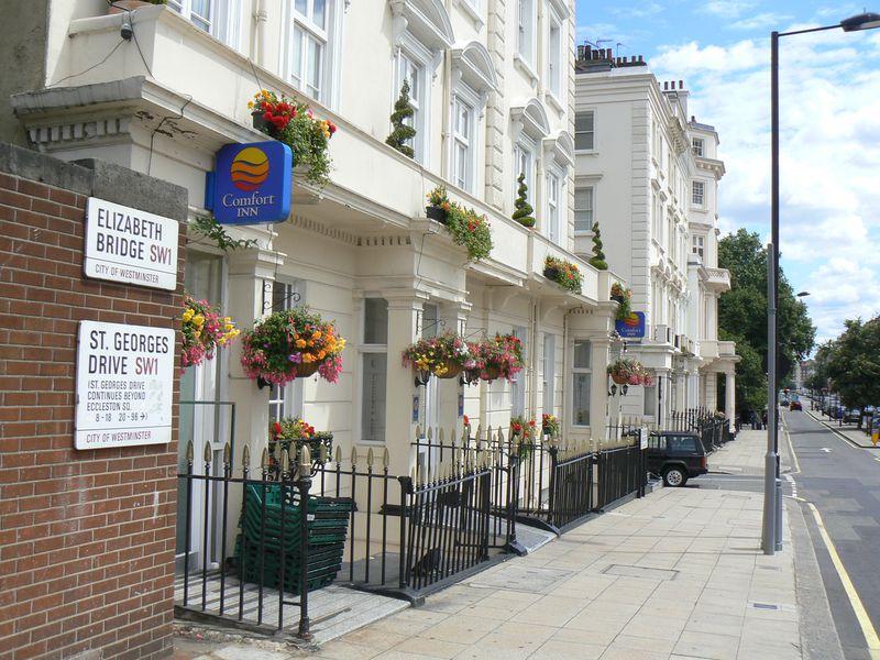 Hotel Comfort Inn Buckingham Palace