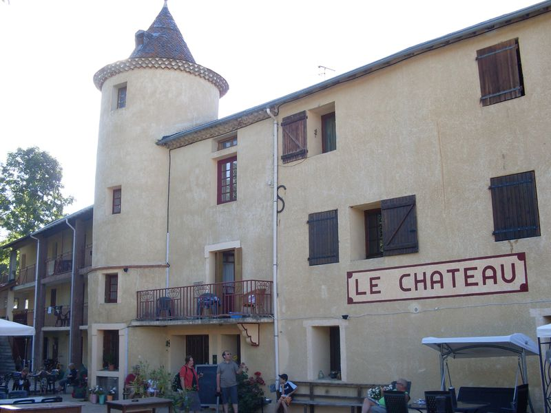Appartement Chateau de Camurac