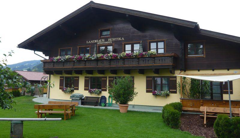 Appartement Landhaus Rustika