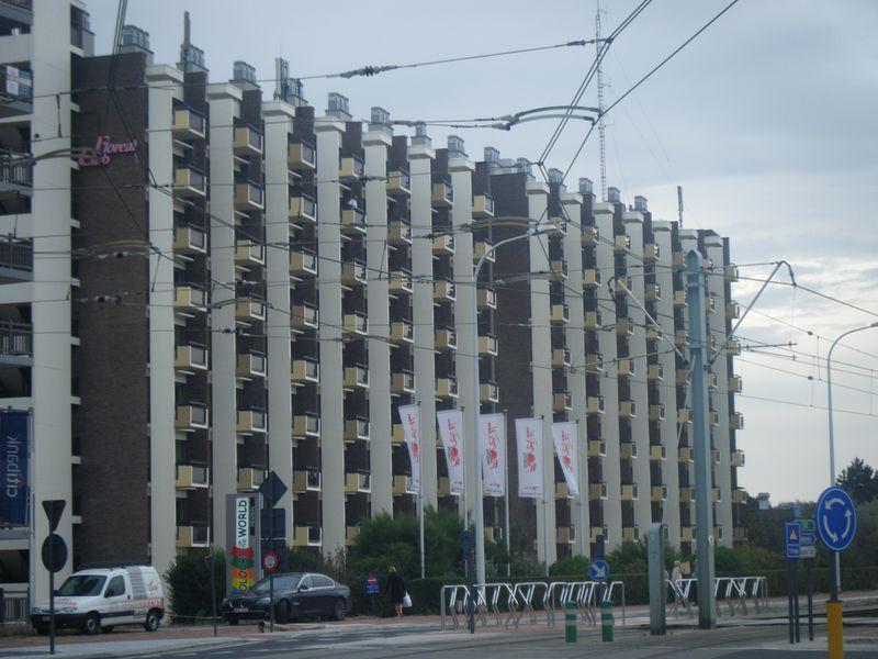 Appartement Floreal Nieuwpoort
