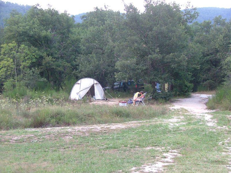 Camping Le Clols
