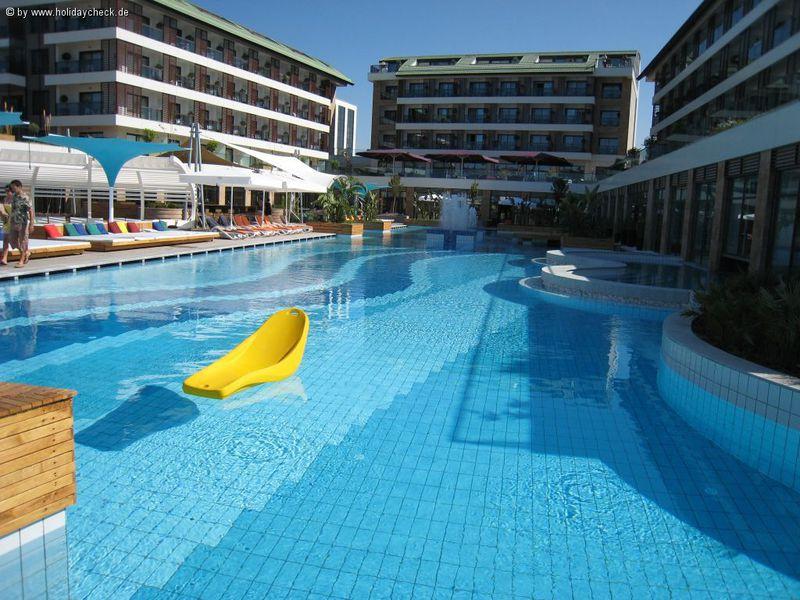 Hotel Sensimar Side