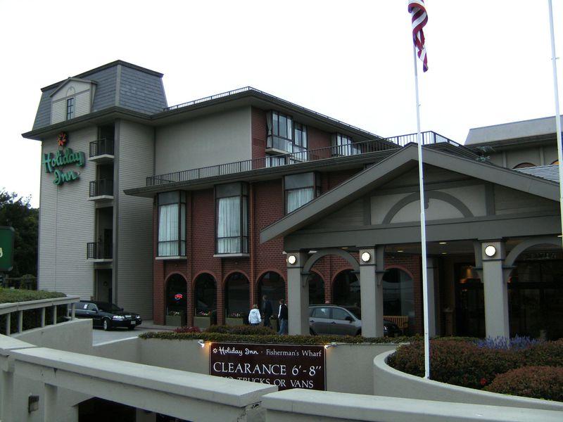 Hotel Holiday Inn Express San Francisco Fisherman's Wh