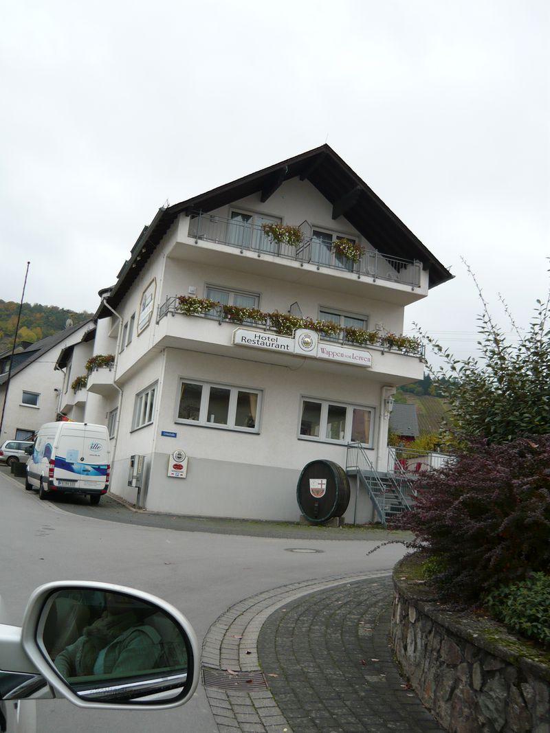 Hotel Wappen von Leiwen