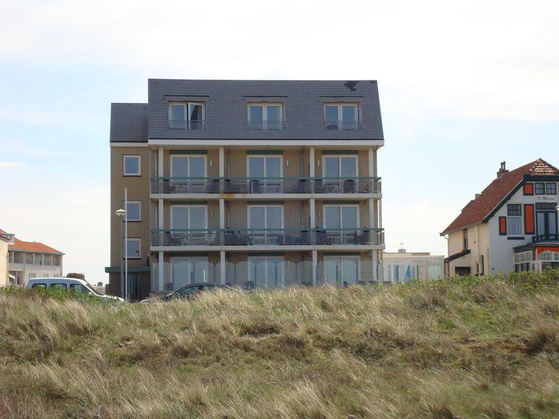 Appartement Strandhuis