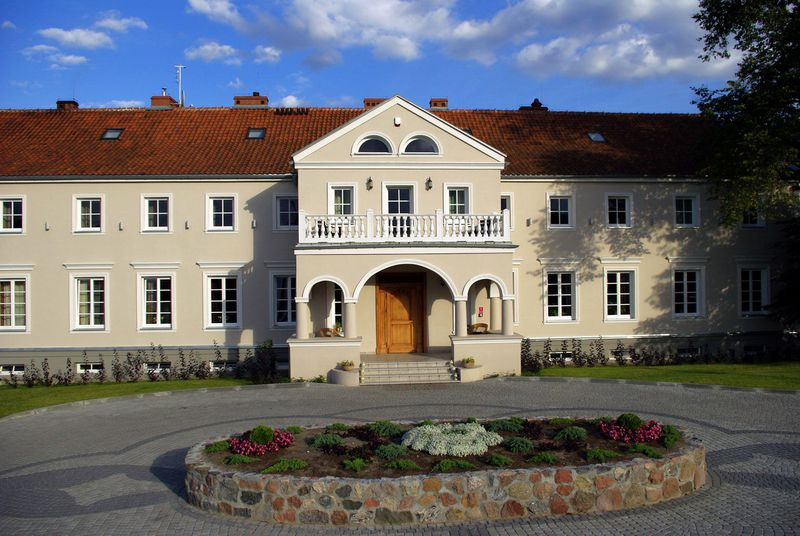 Hotel Dwór Kaliszki