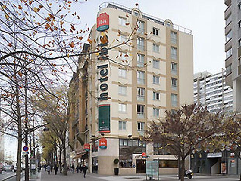 Hotel Ibis Paris Avenue D'Italie