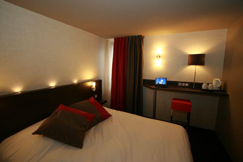 Hotel Comfort Inn Restaurant Primevere Maubeuge