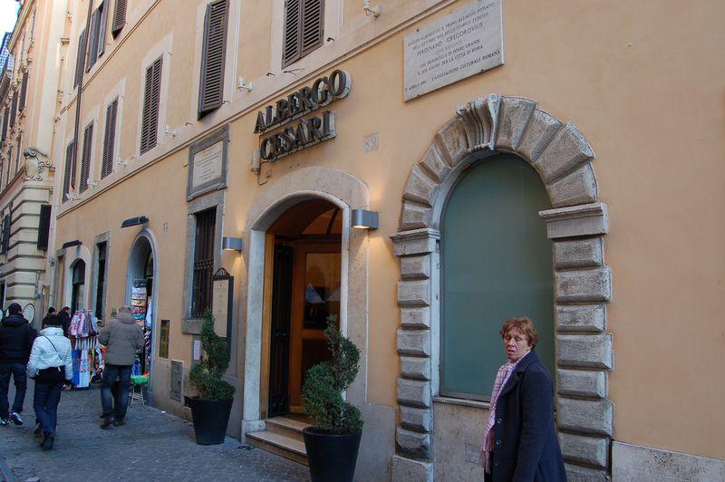 Hotel Albergo Cesari
