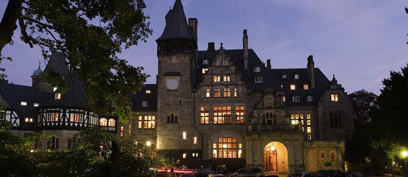 Hotel Schloss Kronberg