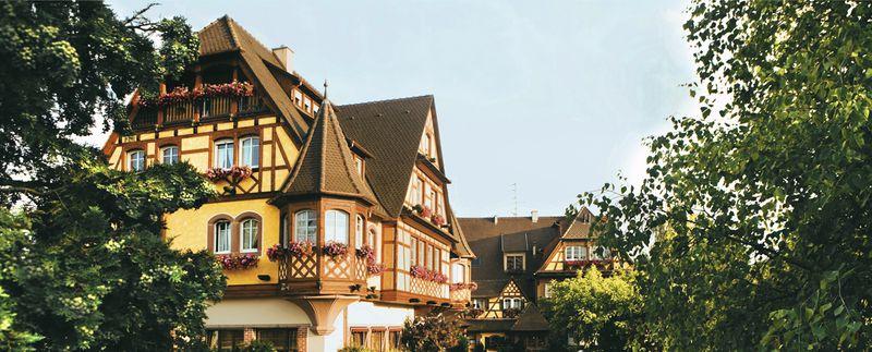 Hotel Le Parc, Restaurant & Spa