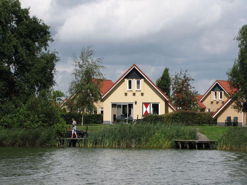 Vakantiepark Hogenboom Villapark Akenveen