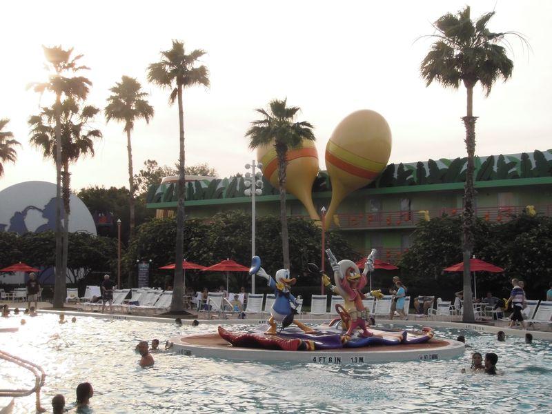 Hotel Disneys All Star Music