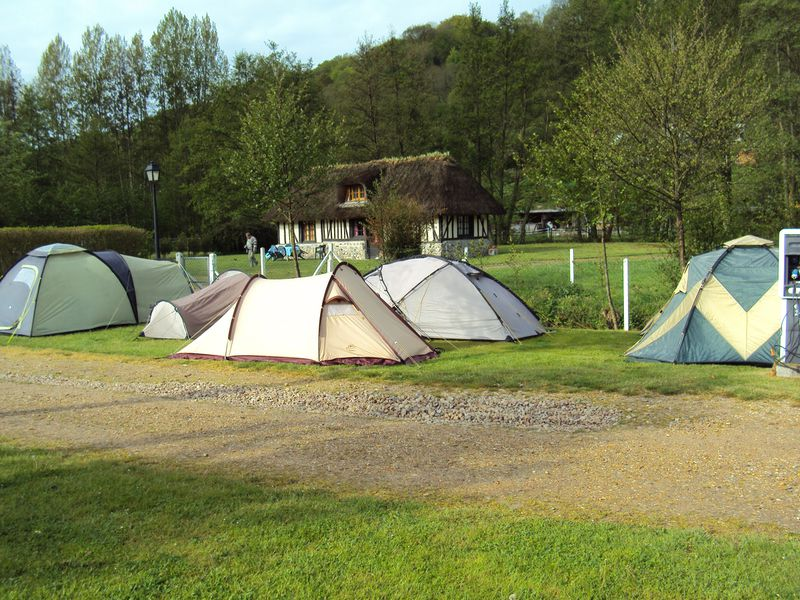 Camping Domaine La Catiniere