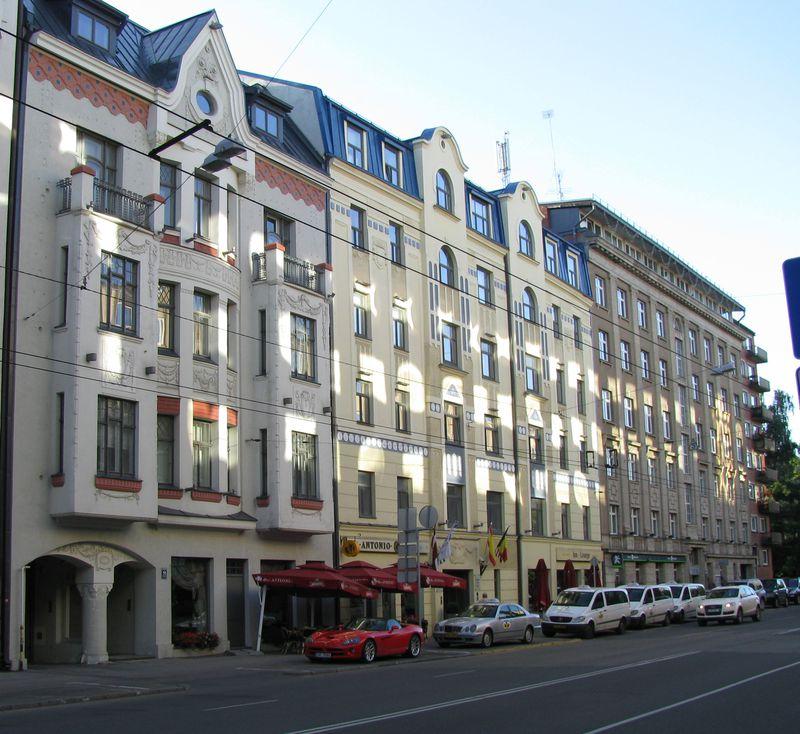 Hotel PK Riga