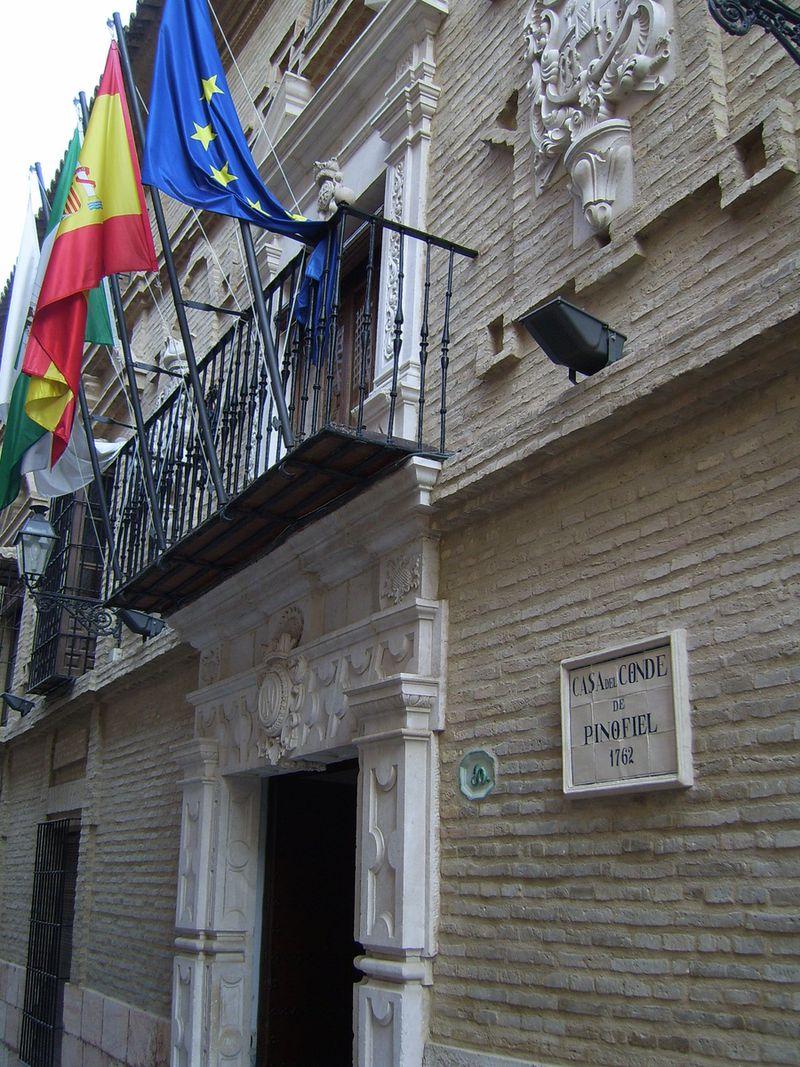 Hotel Casa del Conde de Pinofiel