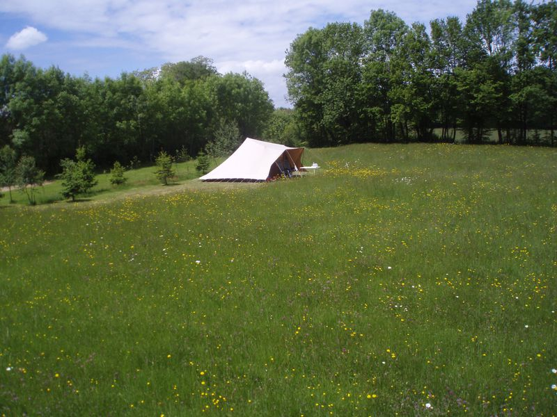 Camping Le Domaine Vert