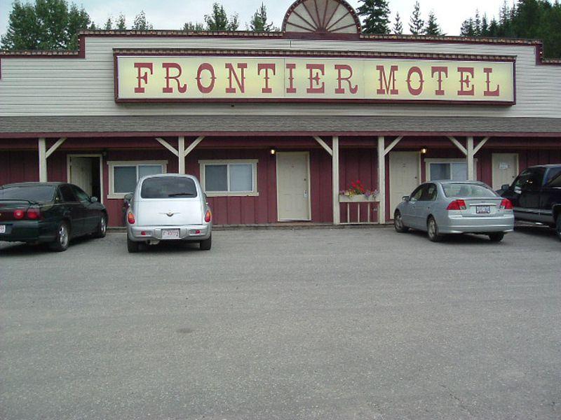 Hotel Frontier Motel