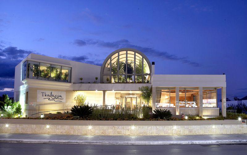 Hotel Thalassa Beach Resort
