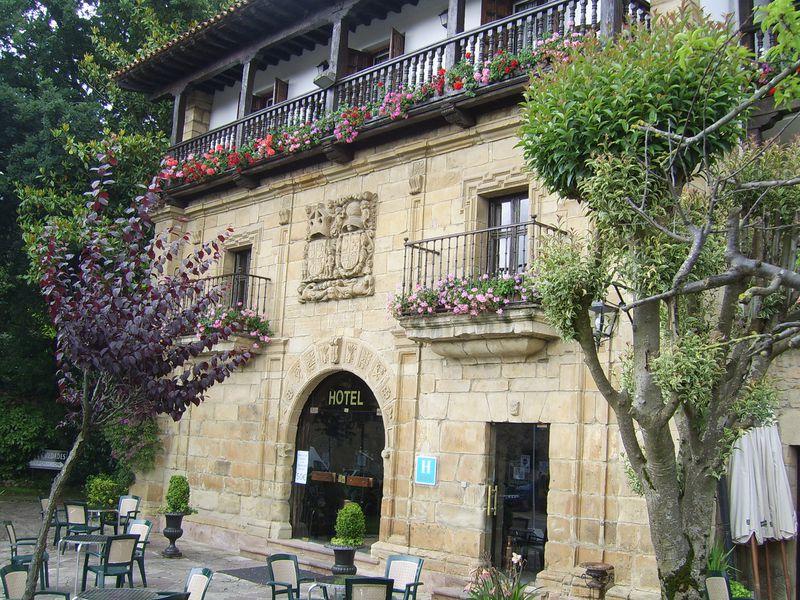 Hotel Parador de Santillana Gil Blas
