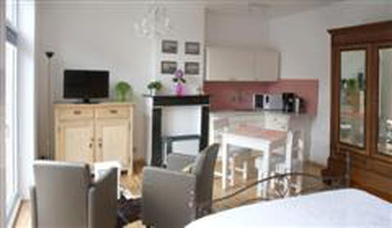 Bed and Breakfast Knokke-Guestroom