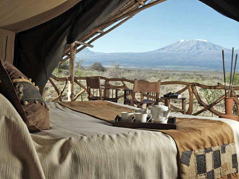 Lodge Mara Serena Safari Lodge