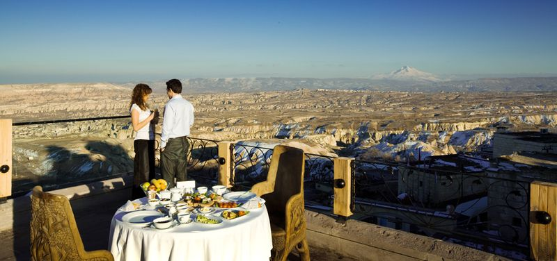 Hotel Cappadocia Cave Resort & Spa