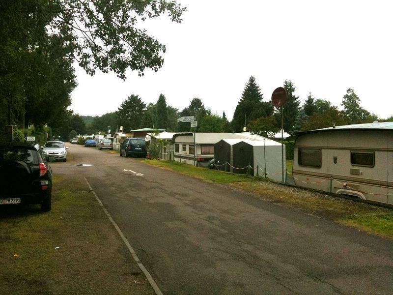 Camping Hemsbacher Wiesensee