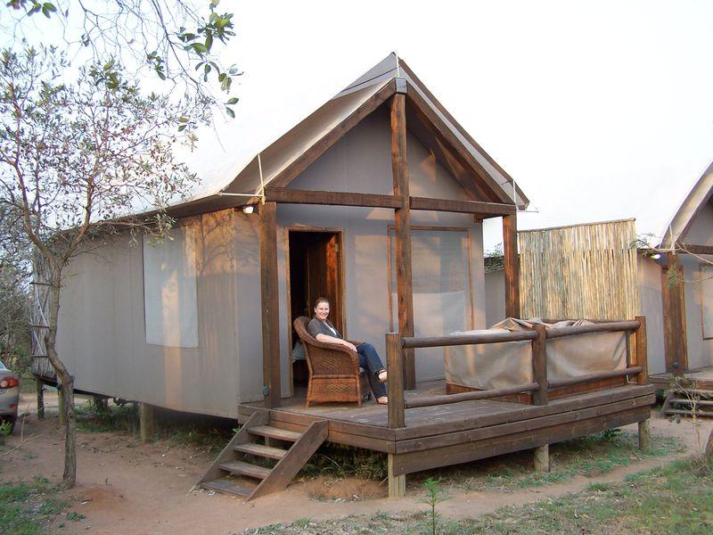 Lodge Nkambeni Tented Lodge