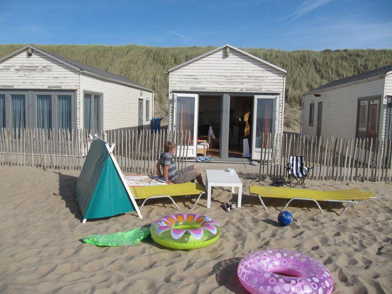 Vakantiehuis Logeren Aan Zee