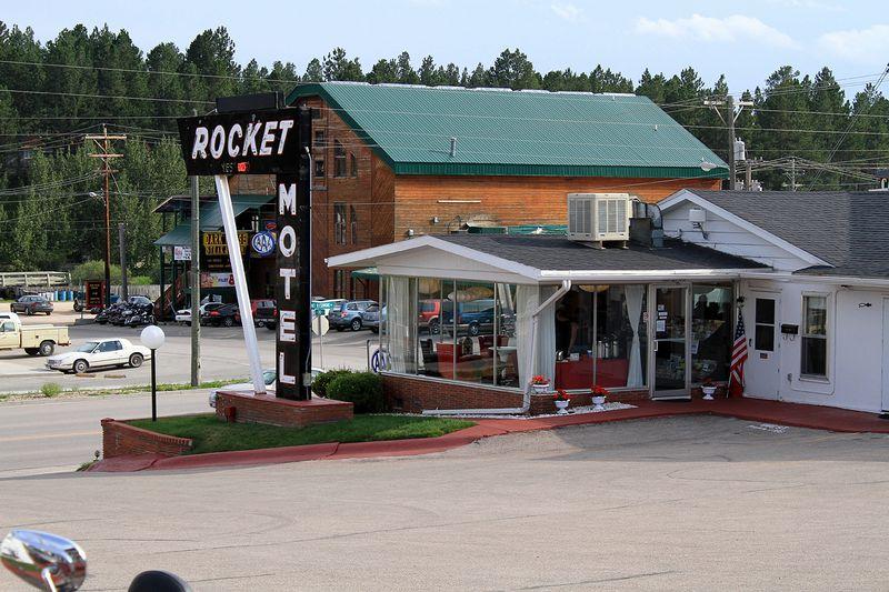 Hotel Rocket Motel