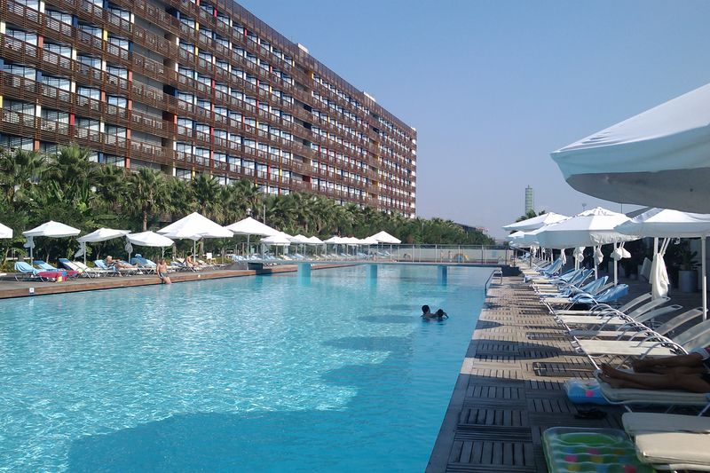 Hotel Kervansaray Lara