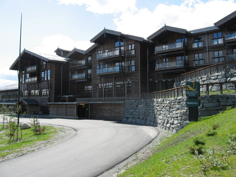 Aparthotel Norefjell Ski & Spa