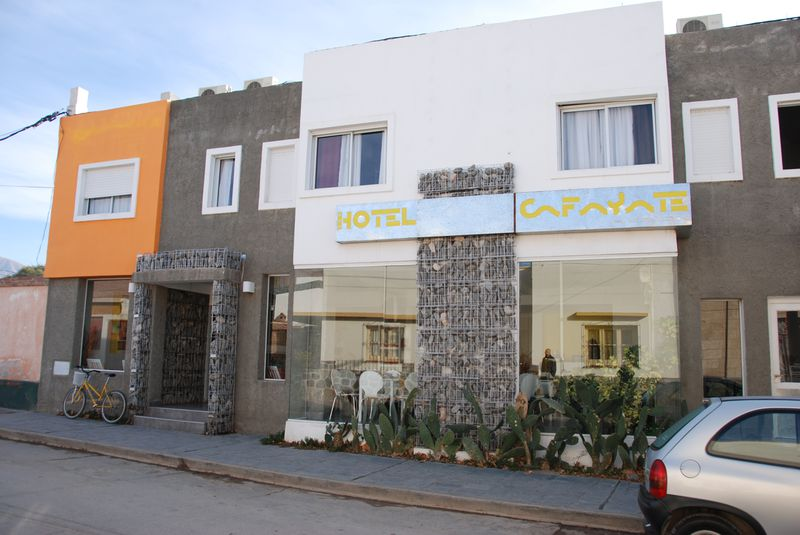 Hotel Cafayate Design