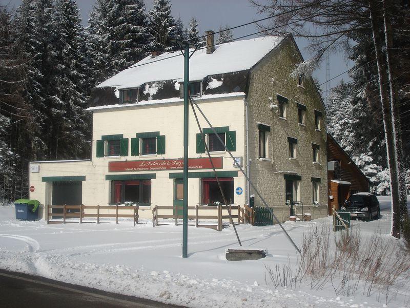 Vakantiehuis Le Relais de la Fagne
