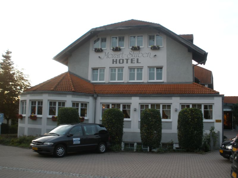 Hotel Mozart-Stuben