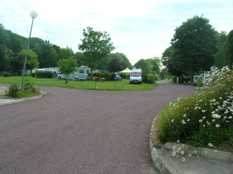 Camping Municipal du Rompval