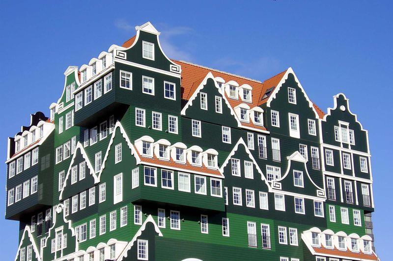 Hotel Inntel Amsterdam Zaandam