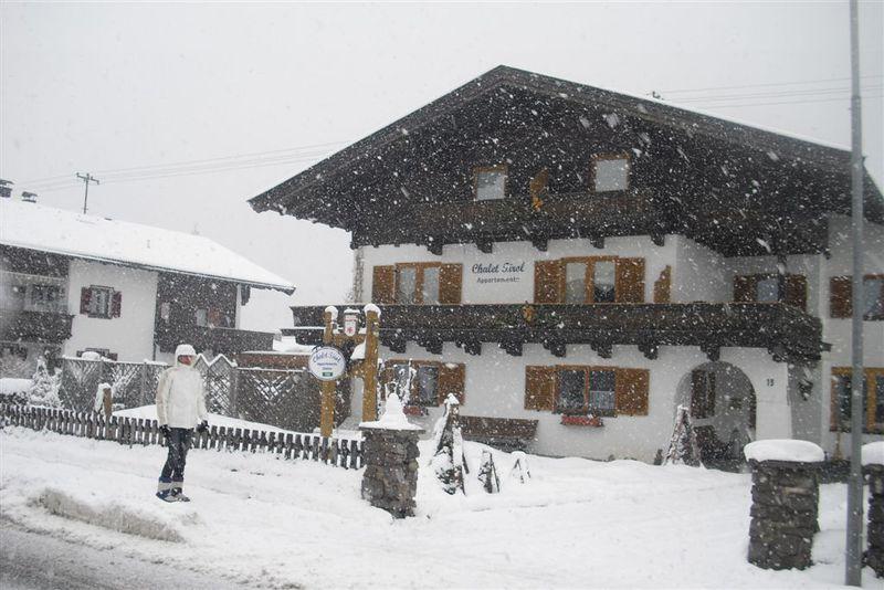 Appartement Chalet Tirol