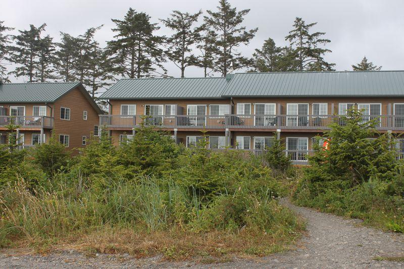 Vakantiepark Quileute Oceanside Resort