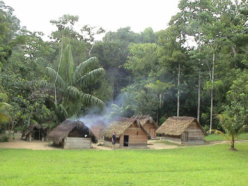 Lodge Awarradam Jungle Lodge