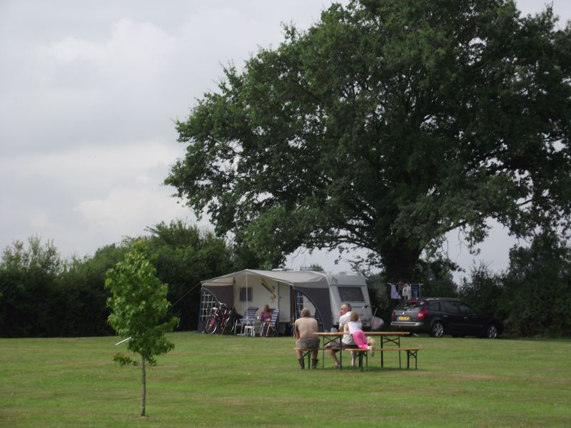 Camping Le Boucher