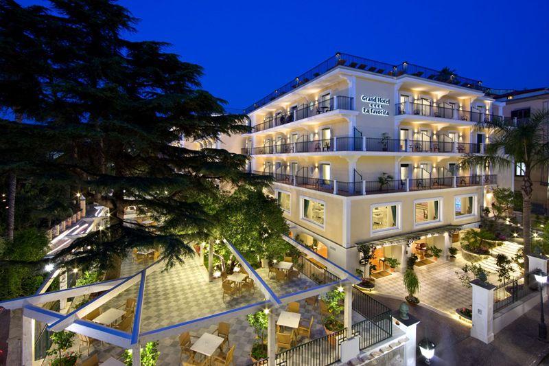 Hotel Grand La Favorita